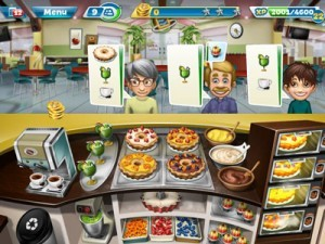 cooking fever на пк