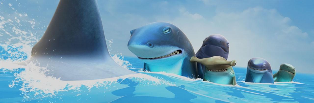 Скачать Hungry shark evolution на компьтер