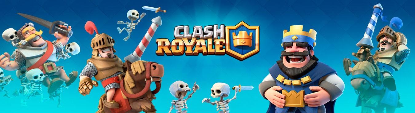 Скачать Clash Royale на компьютер