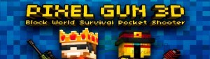 Pixel Gun 3D: Battle Royale на ПК