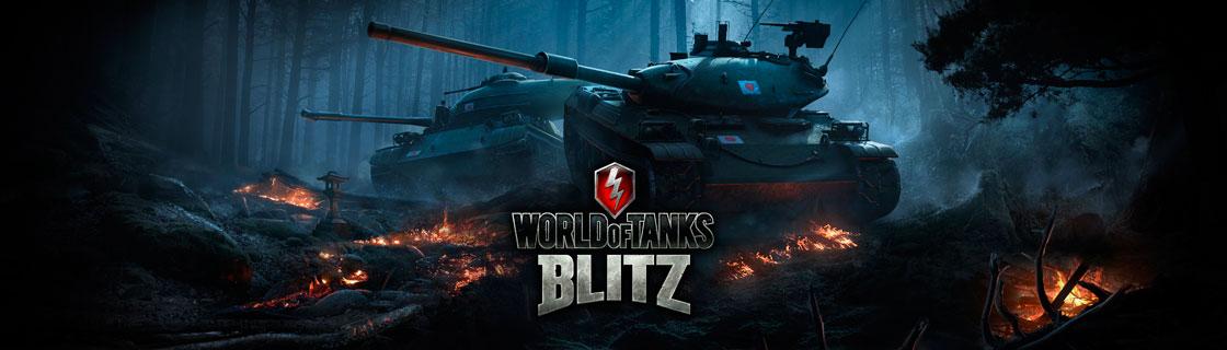 WoT Blitz скачать на ПК