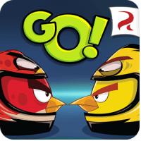 angry birds go машины