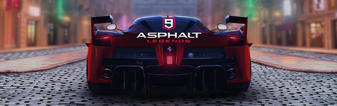 Asphalt 9 Legends для Windows 10