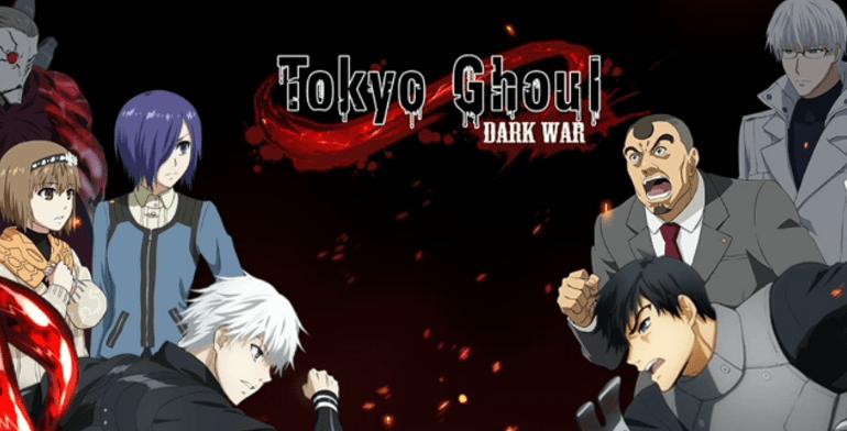 Плюсы игры Tokyo ghoul: Dark war