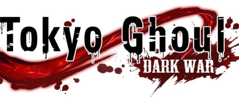Tokyo ghoul: Dark war на ПК