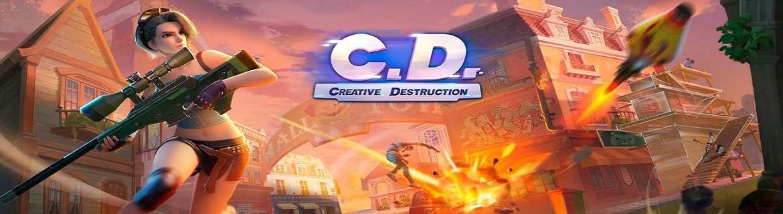 Creative Destruction новая королевская битва на ПК