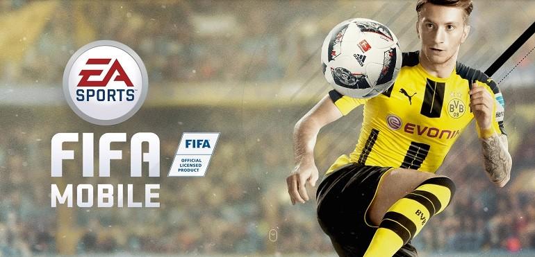 Играть в ФИФА Мобайл онлайн