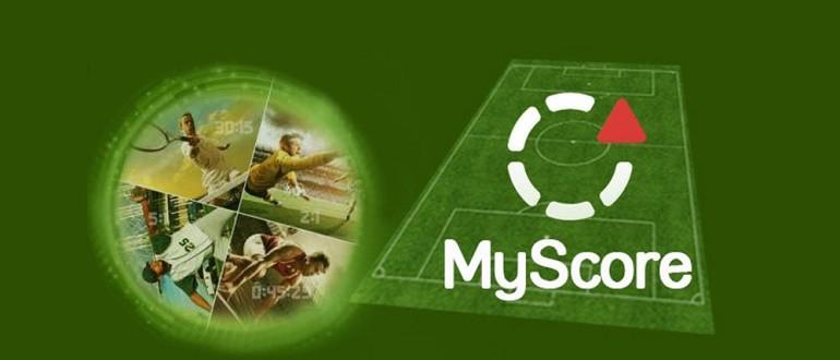 MyScore: описание, особенности и запуск на ПК