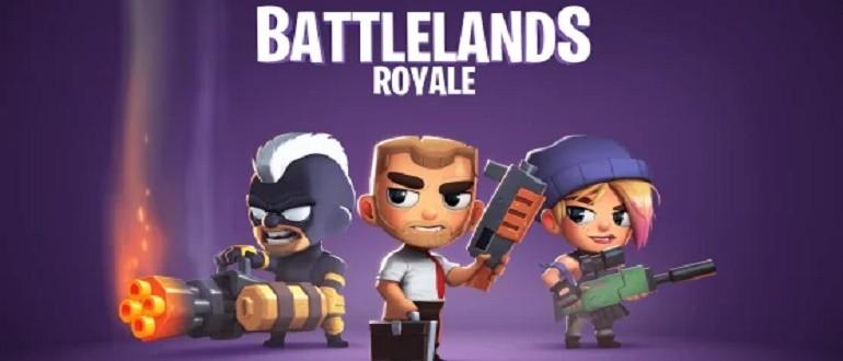 Battlelands Royale на ПК