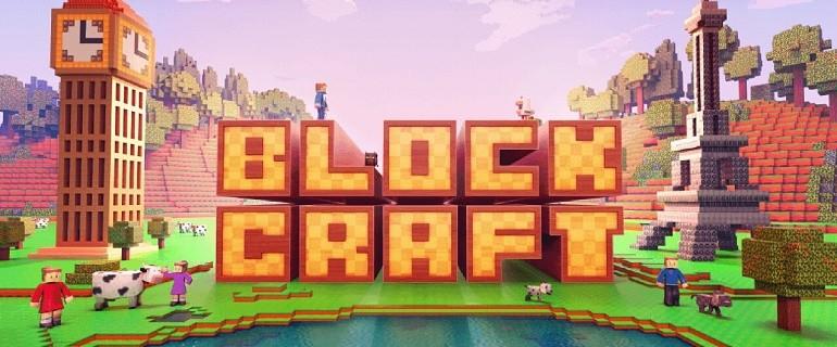 Block Craft 3D на ПК