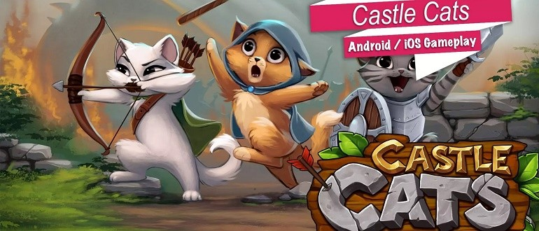 Castle Cats на ПК