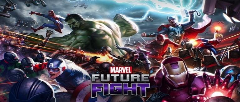 MARVEL Future Fight: описание, особенности и запуск на ПК