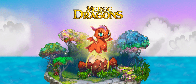 Merge Dragons для ПК