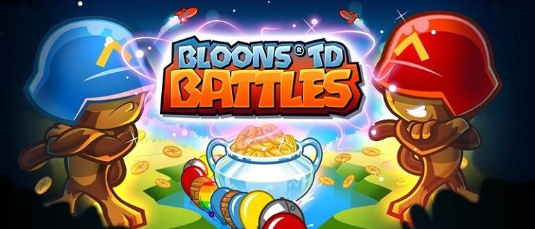 Bloons TD Battles для ПК