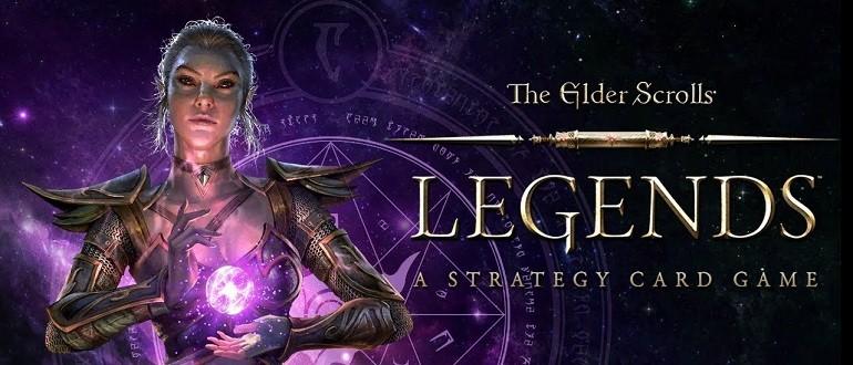 The Elder Scrolls Legends для ПК