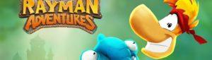 Rayman приключения для ПК