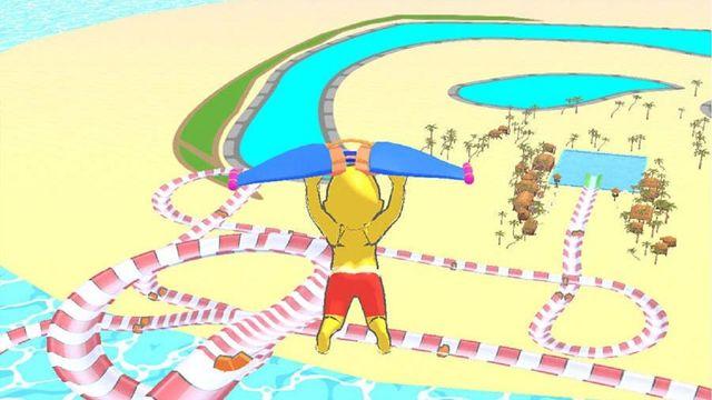 Скачать Aquapark.io для компьютера