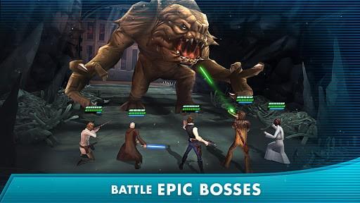 Скачать Star Wars: Галактика Героев на компьютер