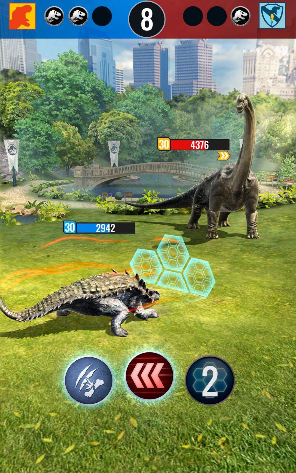 Jurassic World: К жизни для ПК