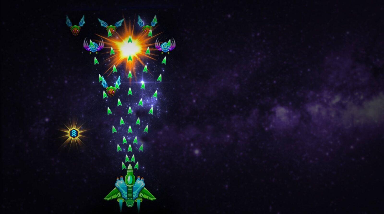 Galaxy Attack Alien Shooter для ПК