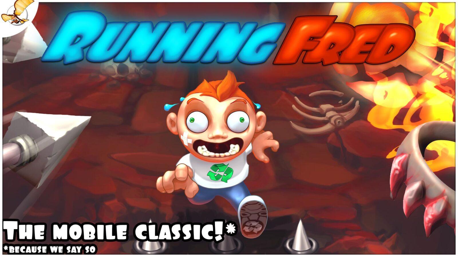 Скачать Running Fred на компьютер