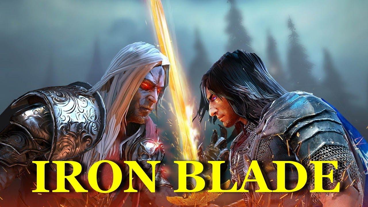 Скачать Iron Blade на компьютер