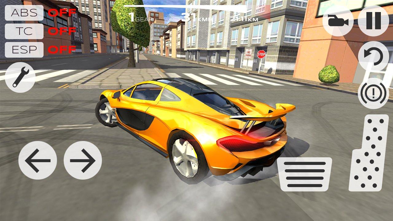 Скачать Extreme Car Driving Simulator на компьютер