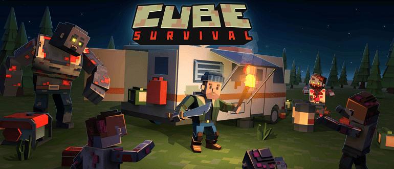 Скачать Cube Survival на компьютер