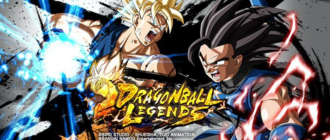 Скачать Dragon Ball Legends на компьютер