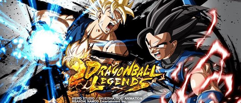 Скачать Dragon Ball Legends на компьютер
