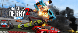 Скачать Demolition Derby 2 на компьютер