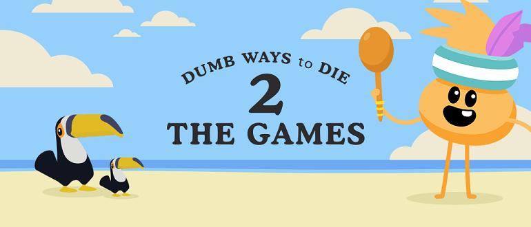 Скачать Dumb Ways to Die 2: The Games на компьютер
