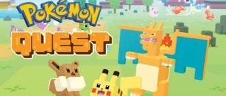 Скачать Pokémon Quest на компьютер