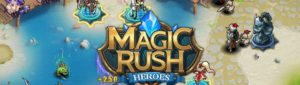 Скачать Magic Rush: Heroes на компьютер