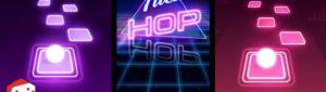 Скачать Tiles Hop EDM Rush на компьютер
