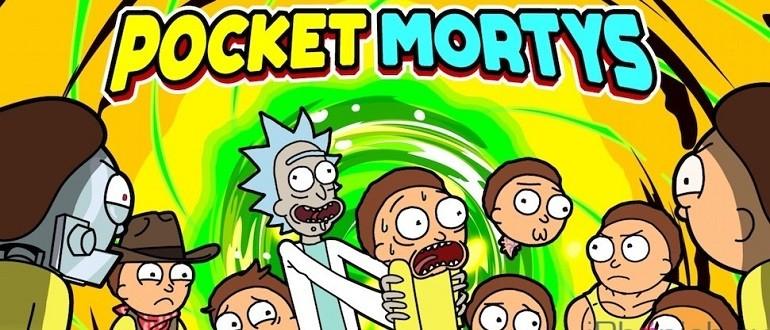 Скачать Pocket Mortys на компьютер