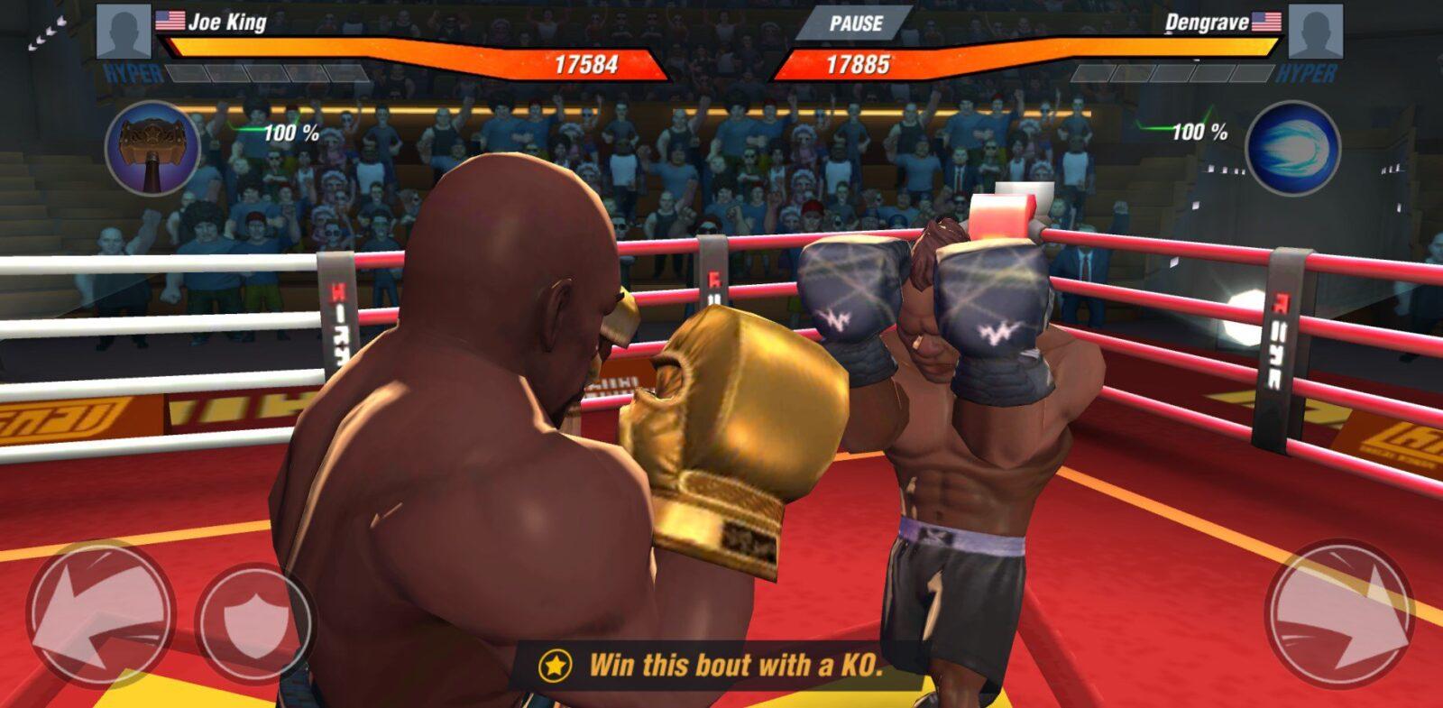 Скачать Boxing Star на компьютер