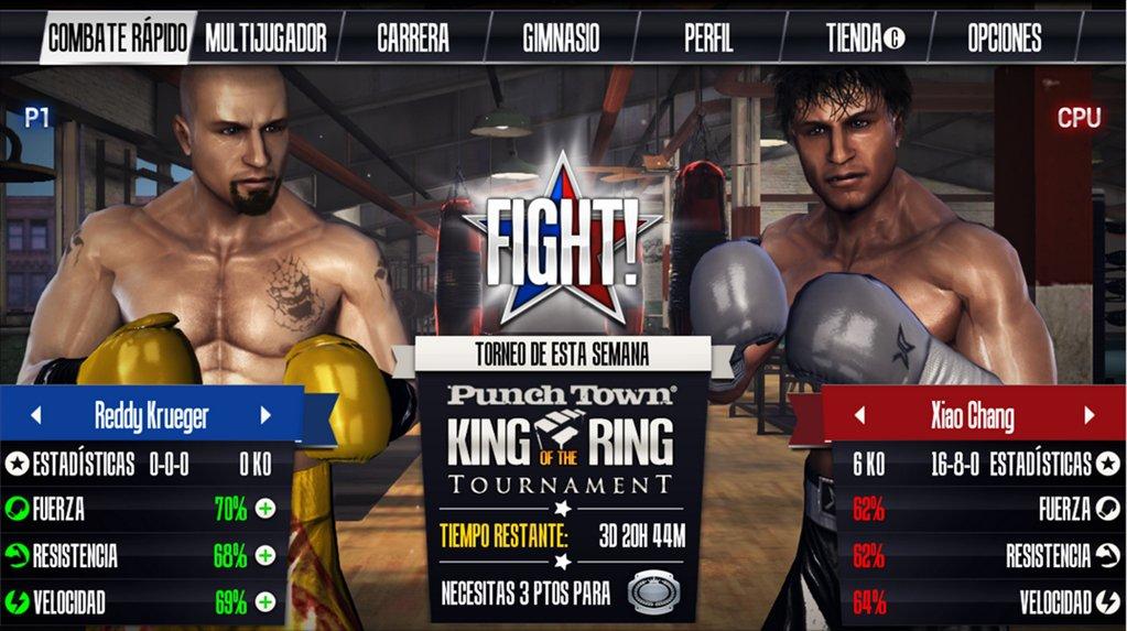 Скачать Real Boxing на компьютер