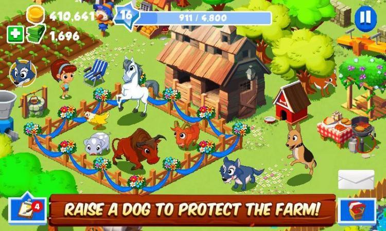 Скачать Зеленая ферма 3 на компьютер