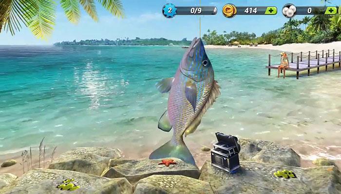 Скачать Fishing Clash на компьютер