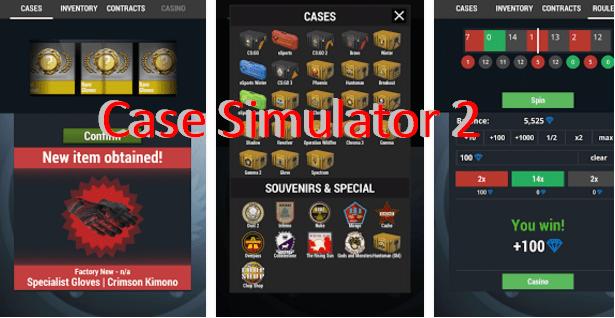Скачать Case Simulator 2 на компьютер