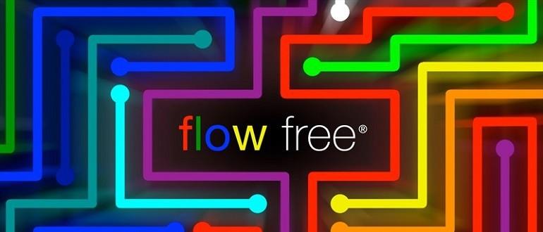 Скачать Flow Free на компьютер