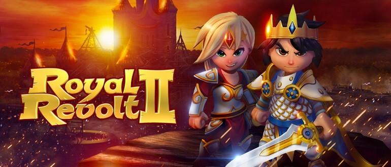 Скачать Royal Revolt 2 на компьютер