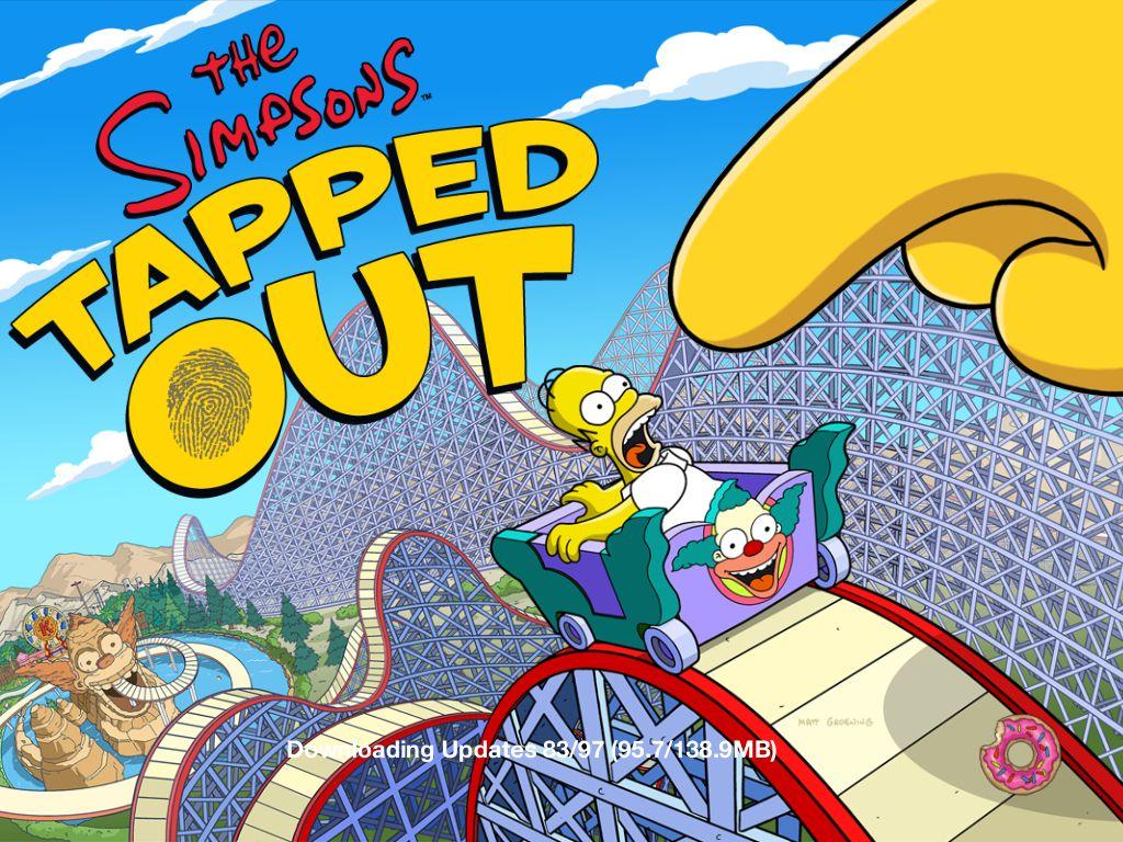 Скачать The Simpsons Tapped Out на компьютер