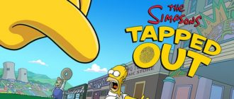 Скачать The Simpsons Tapped Out на компьютер