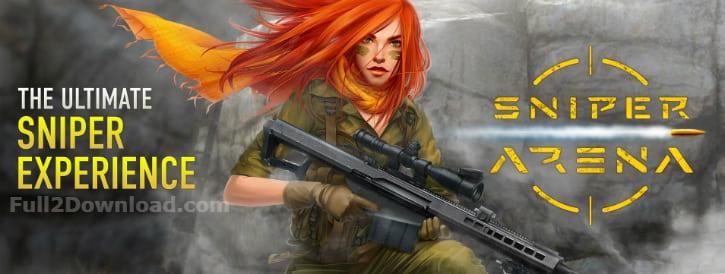 Скачать Sniper Arena на компьютер для Windows 7, 10