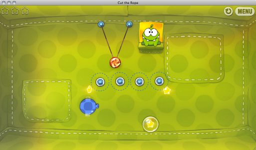 Скачать Cut the Rope на компьютер для Windows 7, 10