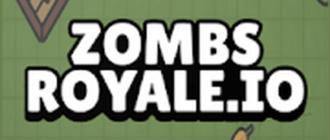 Скачать ZombsRoyale.io на компьютер для Windows 7, 10
