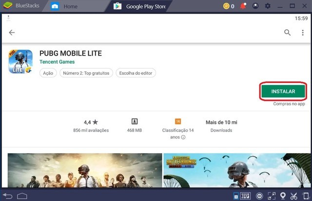 Скачать PUBG MOBILE LITE на компьютер для Windows 7, 10