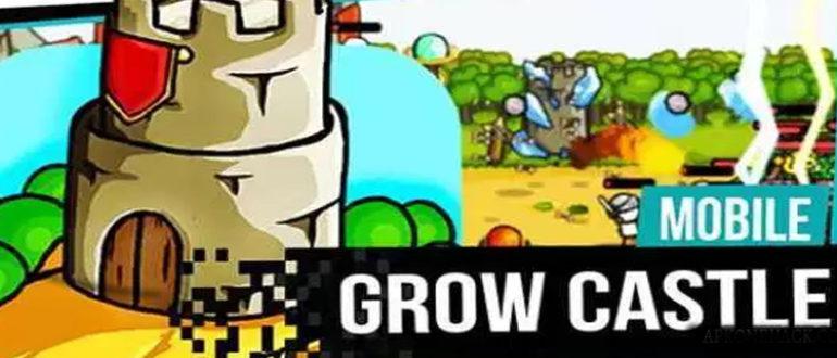 Скачать Grow Castle на компьютер для Windows 7, 10